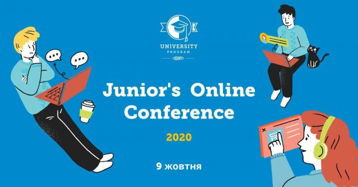 Junior's Online Conference 2020