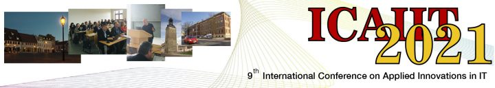 Міжнародна наукова конференція ICAIIT 2021 (РИНЦ, WoS, SCOPUS)